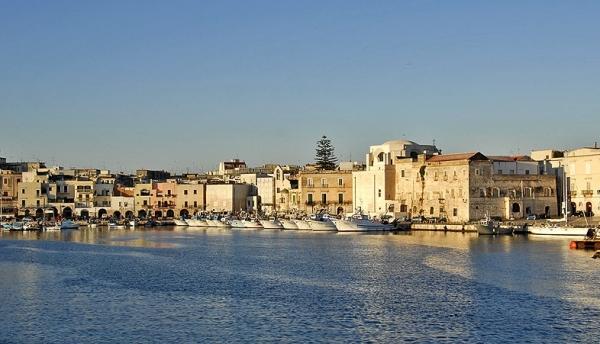 Трани был важнейшим узлом юга Италии