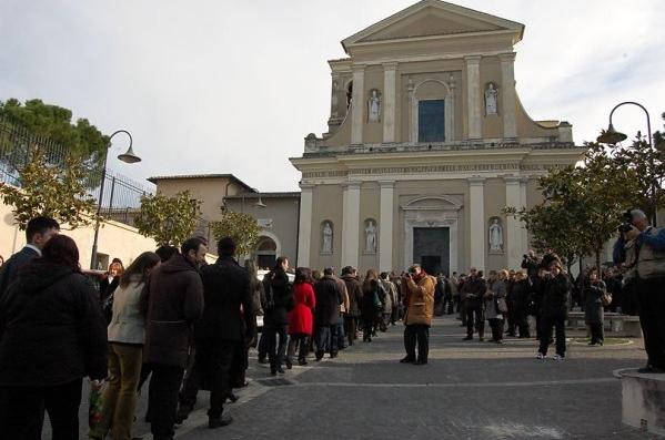 Терни, Умбрия - базилике Св. Валентина