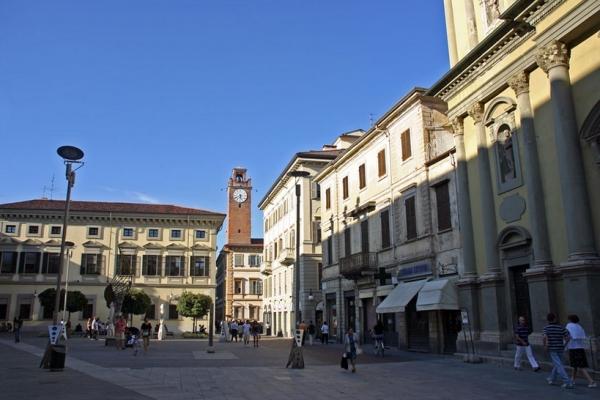 Новара - название город получил благодаря одному из самых известных людей древнего Рима