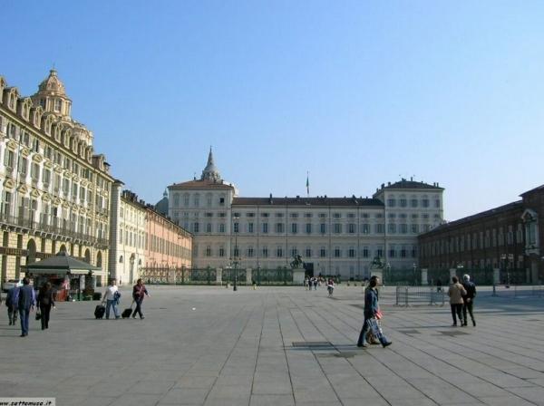 Два сотни лет назад Турин был назначен столицей региона Пьемонт