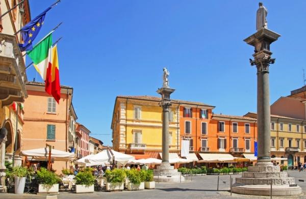 В Равенне множество других развлечений и приятных мест