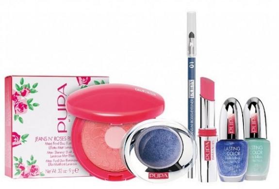 Декоративная коллекция «PUPA» - Итальянская марка косметики