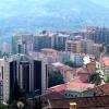 Город Потенца, в итальянском регионе Базиликата