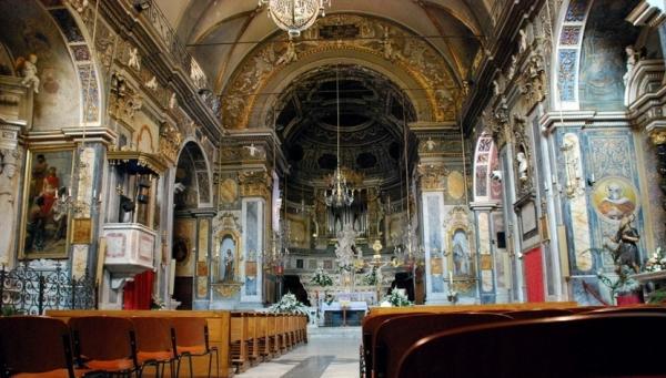 церковь Св. Марии Магдалены в Городе Бордигера