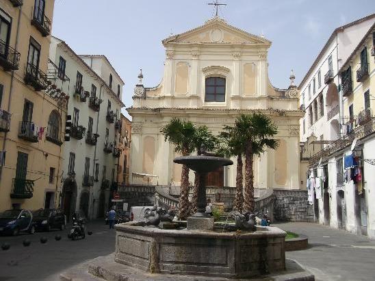 Салерно, центр города
