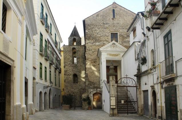 Салерно – это часовня Капелла Палатина