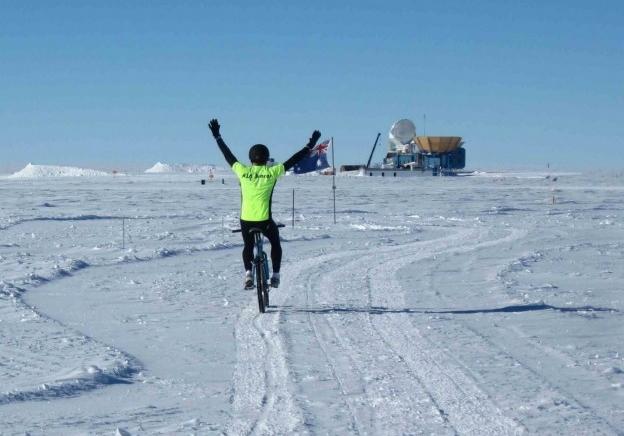 Путешествия на Южный и Северный полюс