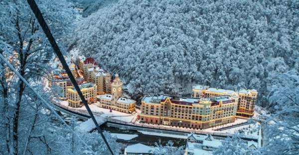 Достопримечательности Черноморского побережья: Сочи – город моря и солнца!