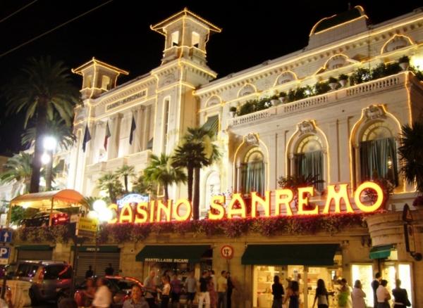 Курортный город Сан-Ремо