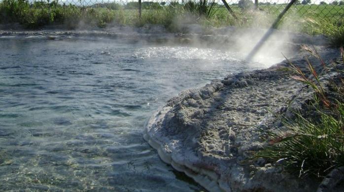 Витербо славится своими горячими сероводородными источниками. Самым известным из них считается источник Булликаме