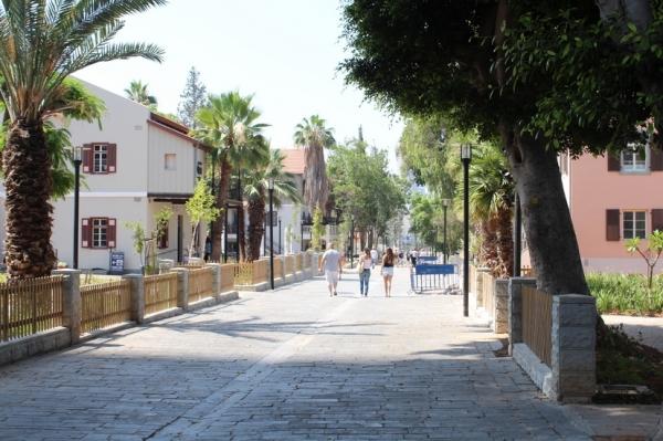 Стоит сказать, что район Сарона был некогда немецкой колонией и расположен практически в самом центре Тель-Авива