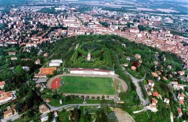 Город Тортона, в регионе Пьемонт, на севере Италии