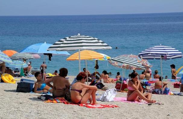 пляжи Города Бордигера