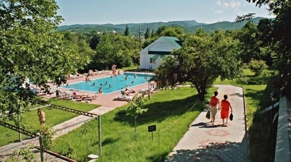 Самый знаменитый санаторий Кавказа – это «Долина Нарзанов»