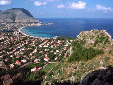 В городах Сицилии