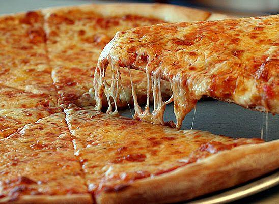 Пицца - интернешнл, приготовление пиццы