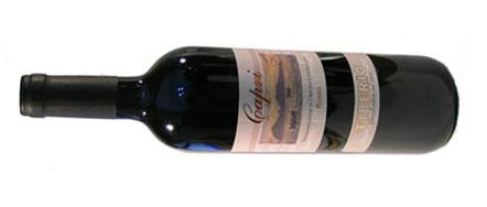 Вино Capri Rosso своим рождением обязано городам Капри и Анакапри