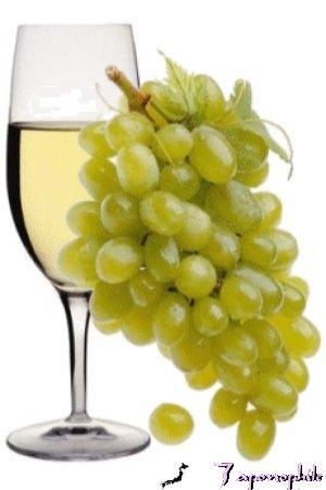 Вино Calitto Bianco - Цвет соломенно-желтый