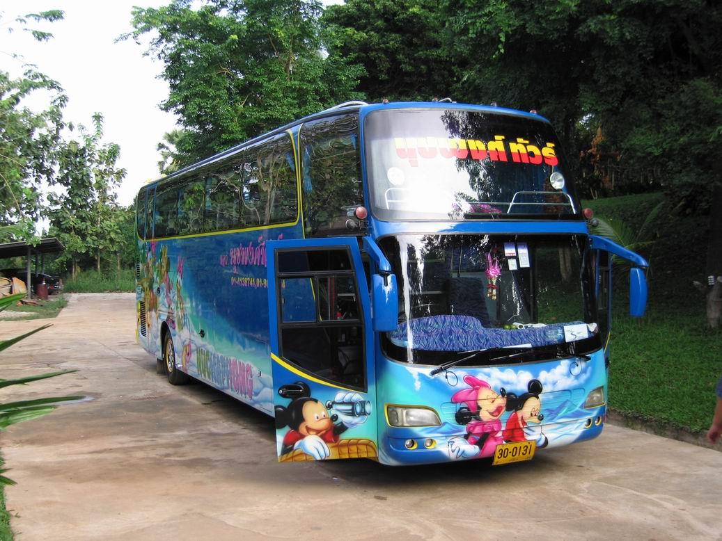 Автобусные туры, или галопом по Европам