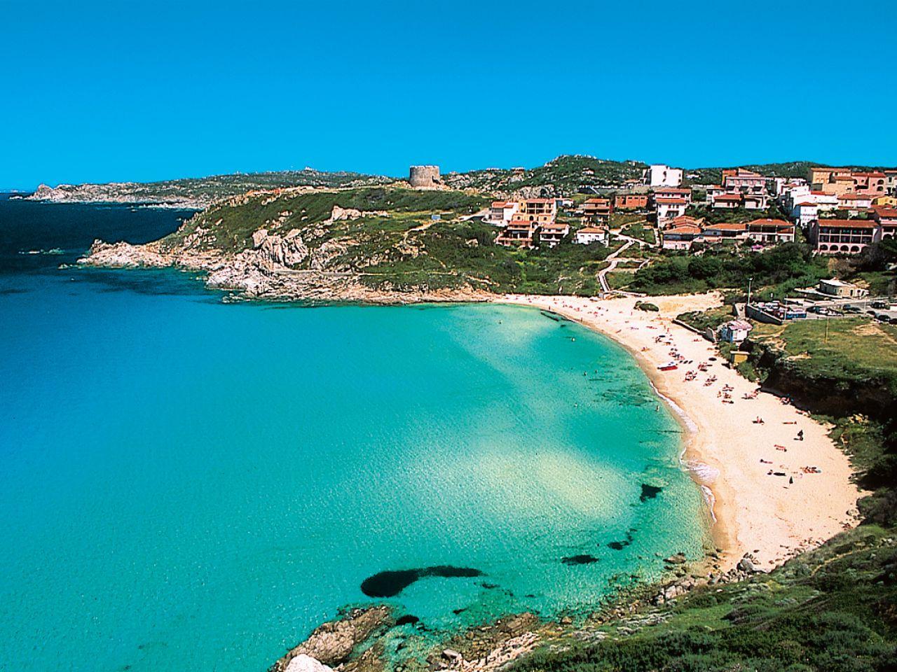 райские местечки с золотисто-белоснежными пляжами