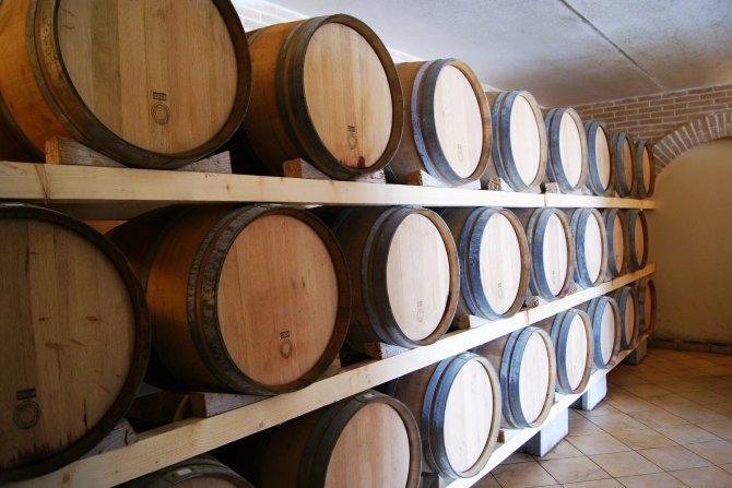 Эти вина из неаполитанской провинции