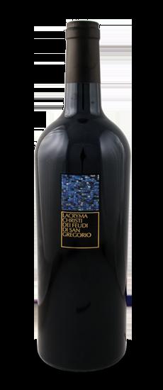 Вино Lacryma Кристи rosso