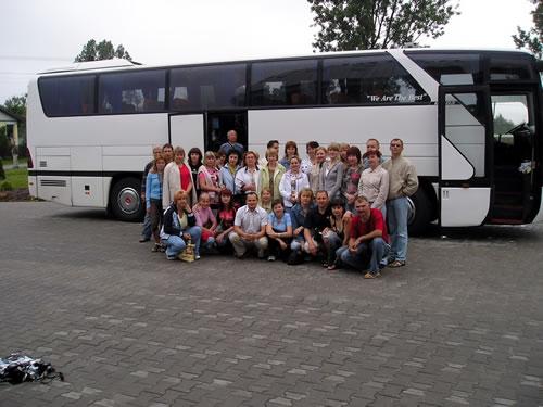 Автобусный тур по Европе – личный опыт