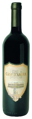 """""""Ischia Rosso"""" (красное) Вино"""