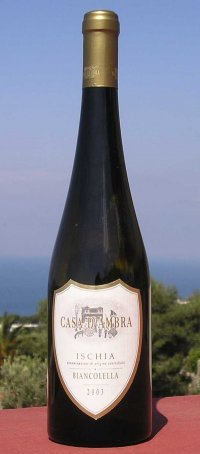 Вино Per è Palumme dell' Isola di Ischia
