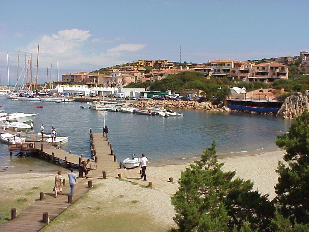 итальянский остров Сардиния