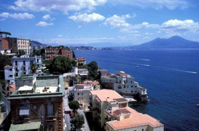 снимать виллы на побережье Неаполя