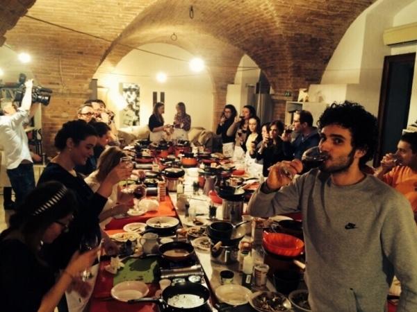 Итальянские закуски к вину