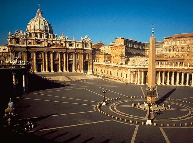 Посетить Ватикан