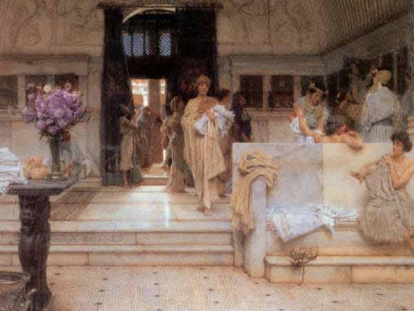 Римские бани не являются народным достоянием