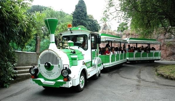 Провести время на вилле Боргезе - Дети смогут посетить парк аттракционов и биопарк