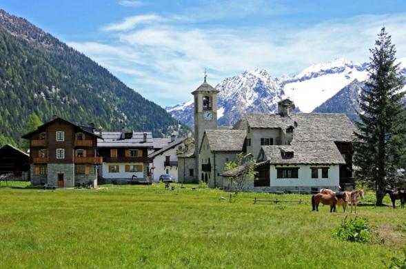 Для желающих провести свой отпуск в горах, Пьемонт будет отличным решением