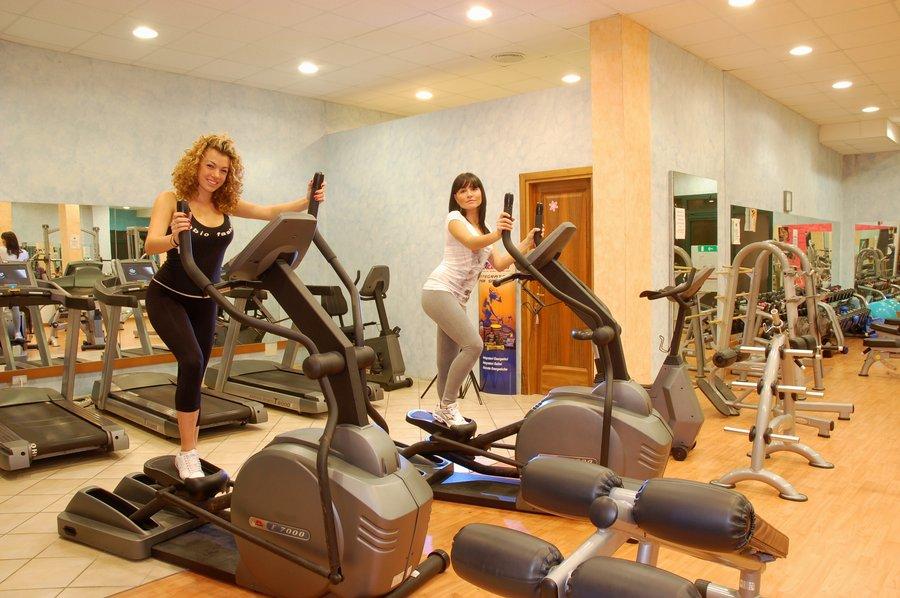 фитнес в Италии