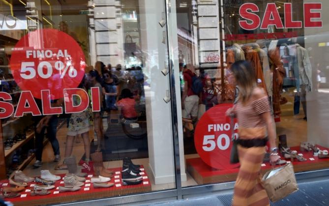 Сезон распродаж в итальянских бутиках проходит с января до марта и с середины июля до конца лета