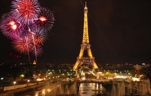 Рождество и Новы год в Европе