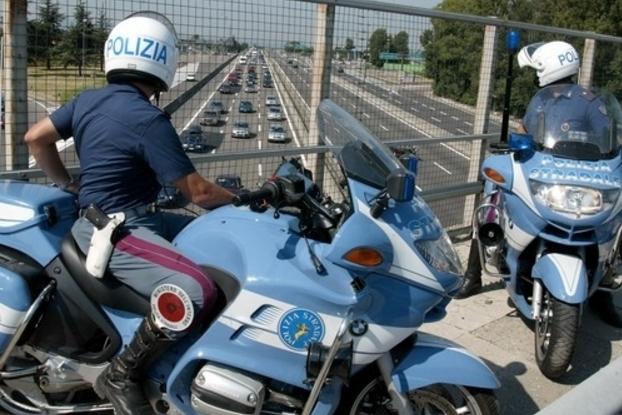Дорожная полиция в Италии должна следить за выполнением ПДД