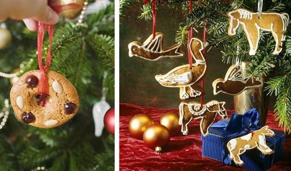 С конфетами, украшающими елку, связана еще одна приятная примета
