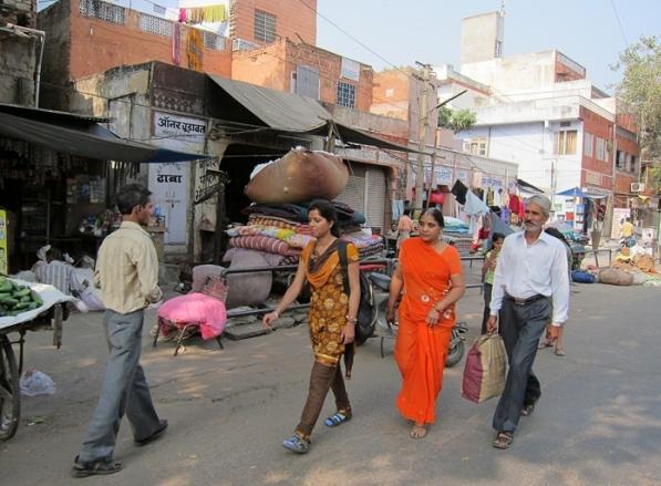 Население Индии принято называть индусы, но правильно именовать граждан этой страны индийцами