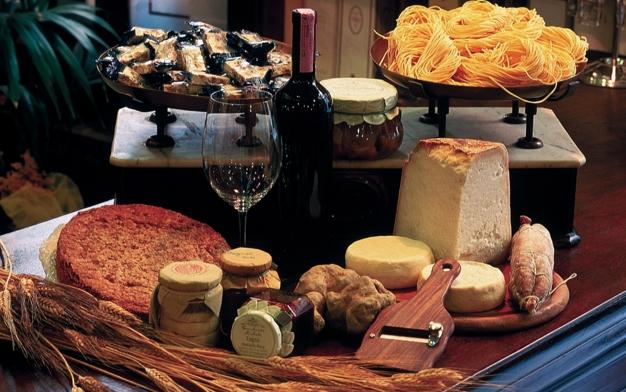 Пьемонт может похвастаться многими традиционными продуктами и блюдами