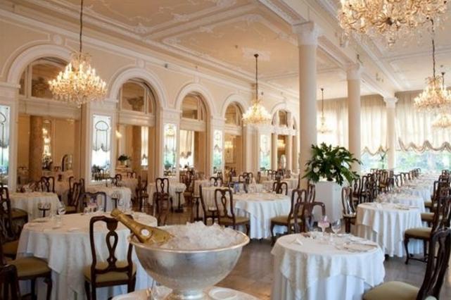 Grand Hotel Rimini легенда Римини