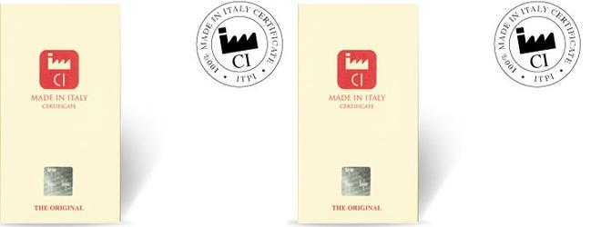 Бирка «Сделано в Италии» накладывает на производителя определенные обязательства и требует соблюдения минимум нескольких условий