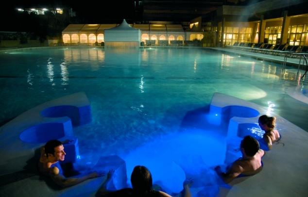 Итальянские термальные курорты