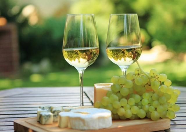 Белое итальянское вино