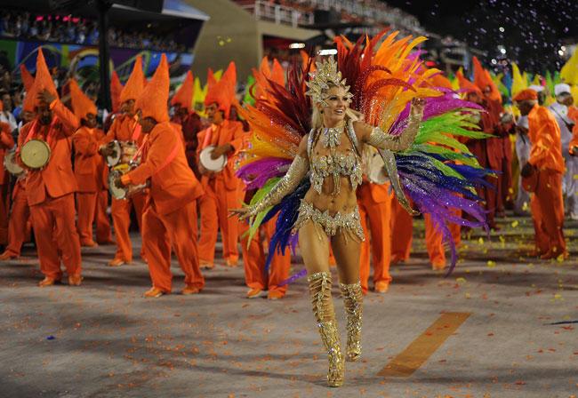 Карнавал в Рио 2016