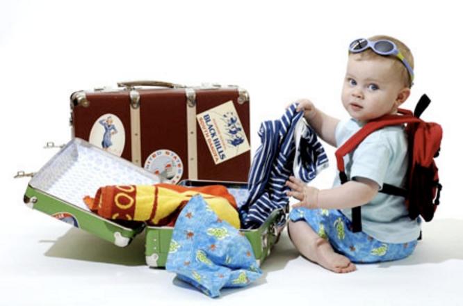 С ребенком в путешествие по Италии и не только
