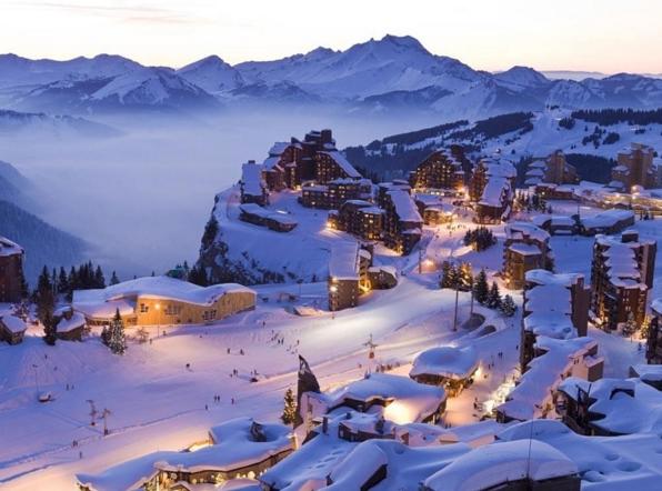 Лидером по количеству курортов и по наилучшим условиям для зимнего отдыха считается Франция